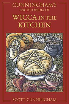 Cunningham's Encyclopedia of Wicca in the Kitchen book cover