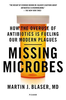 Missing Microbes book cover