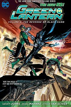 Green Lantern, Volume 2 book cover