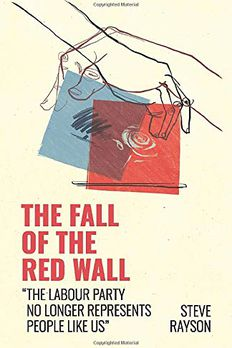 The Fall of the Red Wall book cover