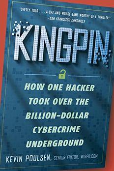 Kingpin book cover