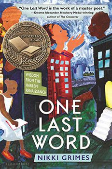 One Last Word book cover