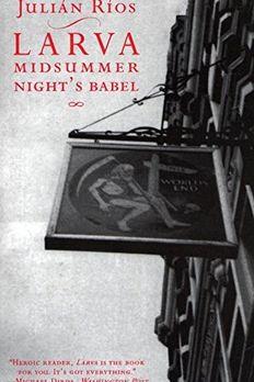Larva book cover