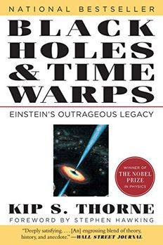Black Holes and Time Warps book cover