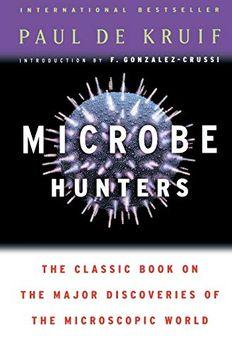 Microbe Hunters book cover