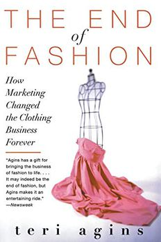 The End of Fashion book cover