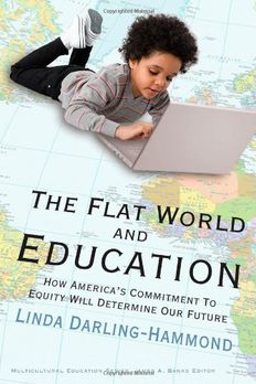 The Flat World and Education book cover