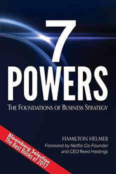 7 Powers book cover