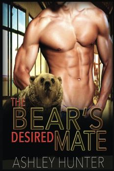 The Bear's Desired Mate book cover