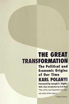 The Great Transformation book cover
