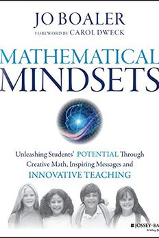 Mathematical Mindsets book cover