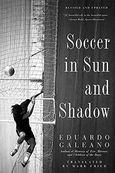 Soccer in Sun and Shadow book cover