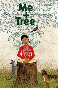 Me + Tree book cover