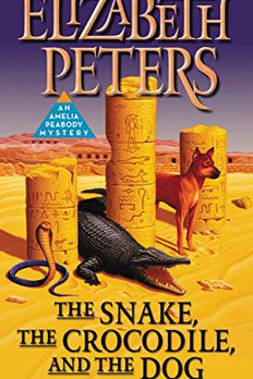 The Snake, the Crocodile and the Dog book cover