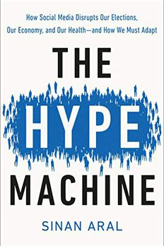 The Hype Machine book cover