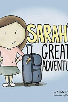 Sarah's Great Adventures book cover
