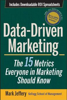 Data-Driven Marketing book cover