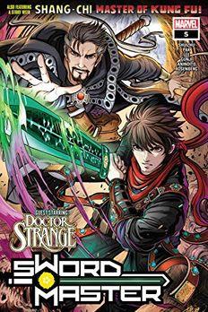 Sword Master (2019-) #5 book cover