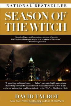 Season of the Witch book cover