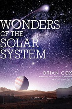 Wonders of the Solar System book cover