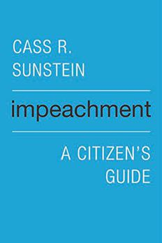 Impeachment book cover
