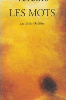 Les Mots book cover