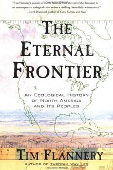 The Eternal Frontier book cover