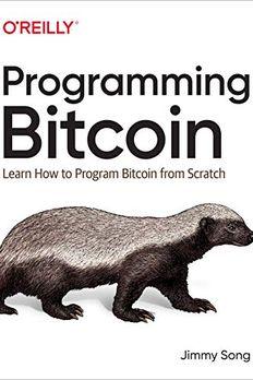 Programming Bitcoin book cover