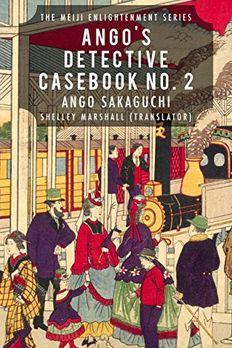 Ango's Detective Casebook No. 2 book cover