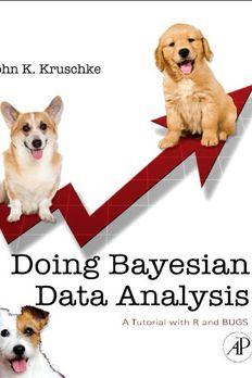 Doing Bayesian Data Analysis book cover