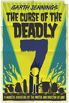 The Curse of the Deadly 7 book cover