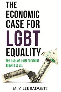 The Economic Case for LGBT Equality book cover