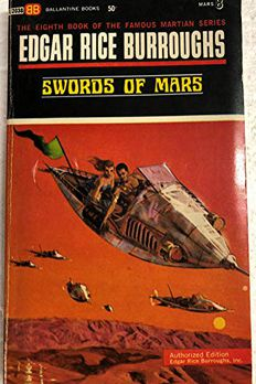 Swords of Mars book cover