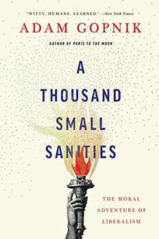 A Thousand Small Sanities book cover