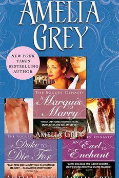 Amelia Grey Bundle book cover