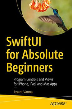 SwiftUI for Absolute Beginners book cover