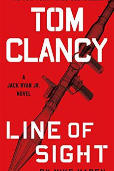 Tom Clancy Line of Sight book cover