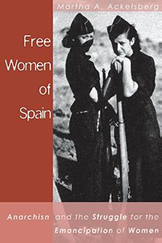 Free Women of Spain book cover