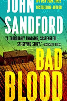 Bad Blood book cover