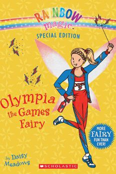 Olympia the Games Fairy book cover