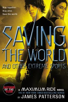 Saving the World book cover