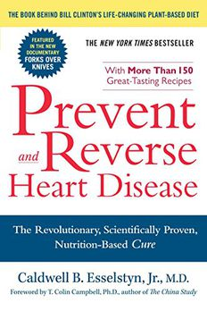 Prevent and Reverse Heart Disease book cover
