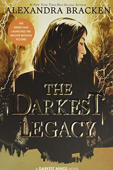 The Darkest Legacy book cover