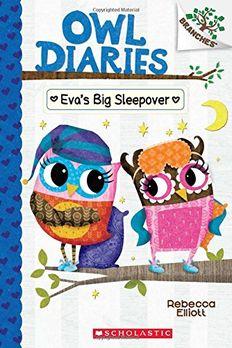 Eva's Big Sleepover book cover