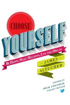 Choose Yourself! book cover