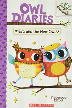 Eva and the New Owl book cover