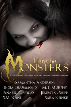 Here Be Monsters book cover