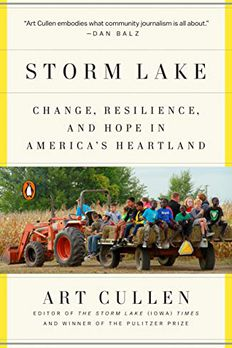 Storm Lake book cover