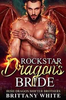 Rockstar Dragon's Bride book cover