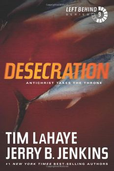 Desecration book cover